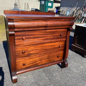 Local Pick Up Only Beautiful Empire Chest / Dresser [tag]
