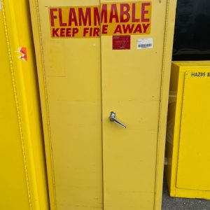 BUSINESS COMMERCIAL EQUIPMENT Eagle Mod 1962 60 Gal Flammable Safety Storage Cabinet Fl