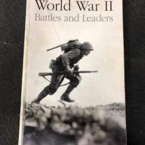 Books Book- Battles and Leaders: World War II Battles and Leaders by Aaron R. Murray