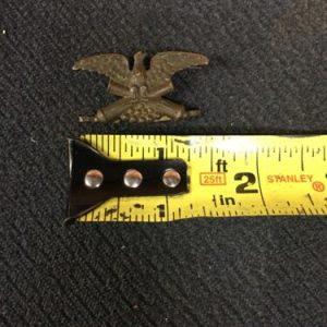 Pins Antique 1886 Indian Wars Era Military Pin