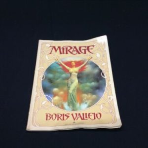 Other Mirage by Boris Vallejo – Text by Doris Vallejo – 1982  Adult content paperback