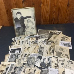 PHOTOGRAPHS Lot of Vintage Children's Photographs