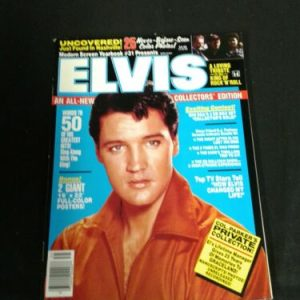 Magazines Modern Screen Yearbook No 31 Presents Elvis  Magazine