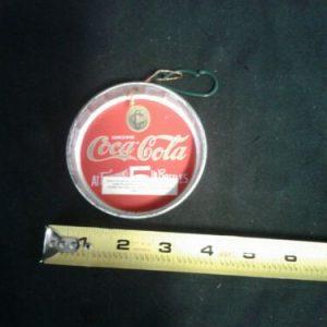 Ornaments Coca Cola Christmas Ornament  Bottle Cap Tin