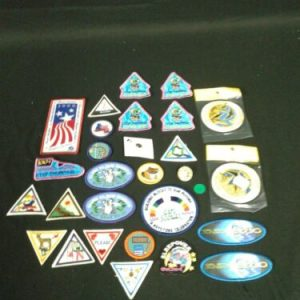Girls Scouts Girl scout badges, patches and pins lot of 29  New