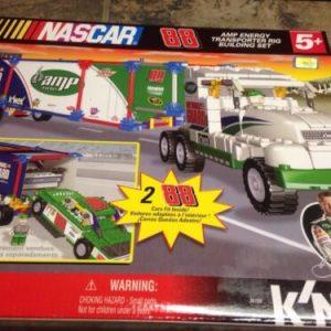 Other K'NEX 88 Amp Energy Transporter Rig Building Set- NASCAR Dale Jr