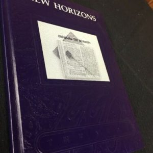 YEARBOOKS Lancaster Christian School New Horizons 1990 Lancaster Pa Yearbook [tag]