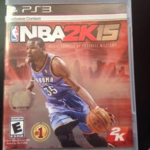 Playstation SONY PlayStation 3 PS3 NBA 2K15 2015 (COMPLETE) [tag]