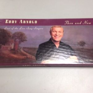 CD Last of the Love Story Singers Then and Now by Eddy Arnold 2 CD Box Set FreeShip [tag]