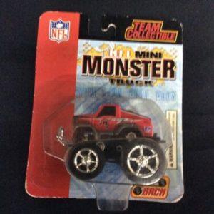 Football 2003 NFL Mini Monster Truck Buccaneers [tag]