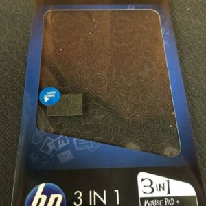 Computer Accessories HP Hewlett-Packard 3-in-1 Screen Protector Mouse Pad Cleaner for Laptop