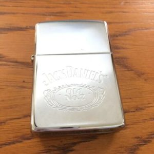 ZIPPO LIGHTERS Zippo – Jack Daniel's Lighter [tag]