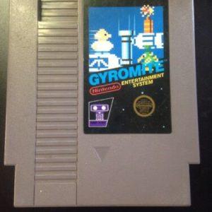 NES Nintendo NES Gyromite *very nice*