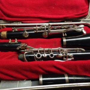 MUSICAL INSTRUMENTS Harmony Clarinet [tag]