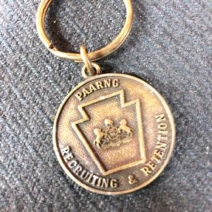 Misc Pennsyvania Army National Guard Key Chain
