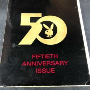 Playboy Playboy Magazine January 2004 Fiftieth Anniversary Issue [tag]