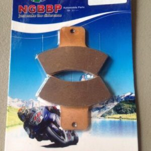 AUTOMOBILE PARTS & ACCESORRIES BRAKE PADS Metal And Ceramic  NGBBP 15-270 [tag]