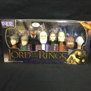 Pez Pez Collectors Series The Lord Of The Rings – Walmart Exclusive *Eye Of Sauron*