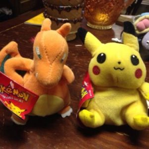 Plush Pokemon Plush