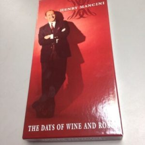 CD The Days of Wine and Roses [Box] by Henry Mancini (CD, Sep-1995, 3 Discs, RCA) [tag]