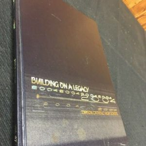 YEARBOOKS Towson Catholic High School 2004 Hilltop Vol 67 Yearbook