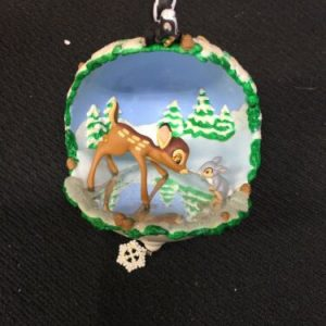 Hallmark Hallmark Keepsake Bambi Skating Lessons Ornament