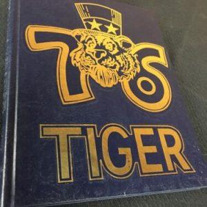 YEARBOOKS 1976 Beaver Falls High School Yearbook, Beaver Falls, Pennsylvania,The Tiger V60