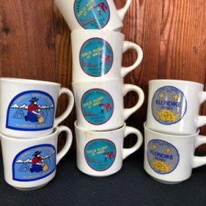 Boy Scouts LOT- Boy Scouts of America Coffee Mug-  Carrol District Klondike Derby