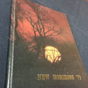 YEARBOOKS Lancaster Christian School New Horizons 1979 Lancaster Pa Yearbook [tag]
