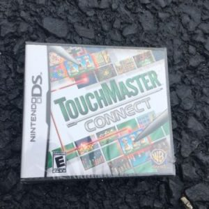 DS Touchmaster: Connect NDS New Nintendo DS- SEALED [tag]