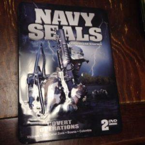 DVD Navy Seals – The Untold Stories (DVD, 2008, 2-Disc Set, Tin Box) [tag]