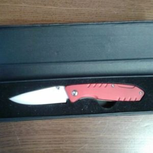"""Knives Whitetail Cutlery Ceramic Knife 3"""" blade  WT-098R [tag]"""