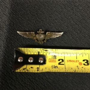 Pins Rare Navy Wings WWII Pin