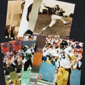 PHOTOGRAPHS Lot of Photofile Baltimore Ravens NFL Licensed Photos