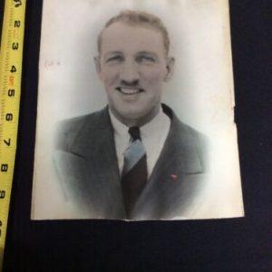 """PHOTOGRAPHS 8 x 10"""" vintage Portrait Photo"""