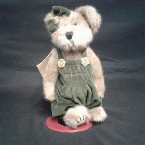Boyds Bear Boyds Bear Plush LILLIAN . K. BEARSLEY with stand