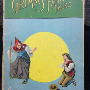 Books, Pamphlets & More Grimm's Fairy Tales~ Charles E Graham & Co New York~ 0548~ Very Hard to Find Edt