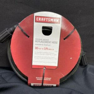 """Hand Tools 30' 1/4"""" 3000 PSI Pressure Washer Hose Briggs & Stratton Cold Water 6188"""