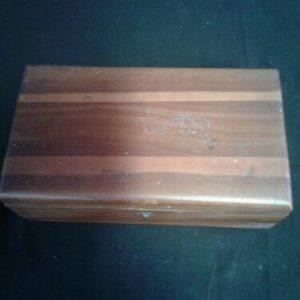 Home Goods Small LANE CEDAR Wood CHEST Heilig-Meyers Co, Pulaski, VA, no  Key