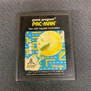 Other Atari Game Program Pac-Man Cartridge Only