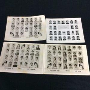 PHOTOGRAPHS Stonybrook Elementary class photos, 60's & 70' grades 2,3, 5 & 6