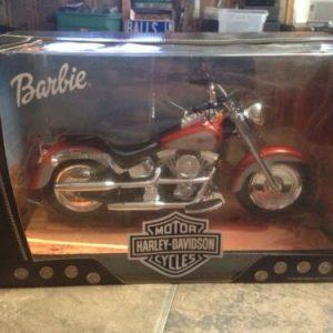 HARLEY DAVIDSON Harley Davidson Barbie Fatboy Fat Boy #1 NIB